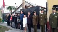 Gobernador César Barra destacó el aporte de  Carabineros a la seguridad en la provincia de  Quillota.