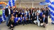 WALMART Chile inaugura primer LIDER en Concon con servicio como novedad.