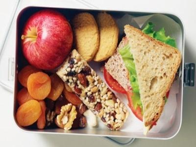 Consejos para iniciar el año escolar con una  alimentación saludable.