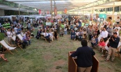 Alcalde de Zapallar Gustavo Alessandri inaugura Expo Cachagua 2019.