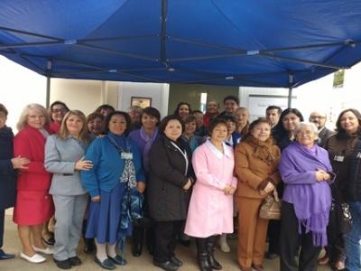 Hospital de Quilpué junto a su Voluntariado inauguraron Sala de Acogida para recibir y acompañar a familiares de pacientes fallecidos.