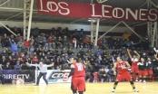 """Los Leones debutan ante la universidad de Concepción en el cuadrangular final Libcentro """"A"""" 2016."""