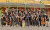 Orquesta Sinfónica Popular de Quilpué ofrece hermoso concierto en homenaje a Violeta Parra.