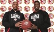 Liga nacional de básquetbol:Los Leones se refuerzan con los extranjeros Brandon Bowdry y Howard Crawfor.