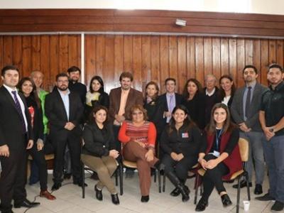 Salud bucal y consultas de especialidad son los temas abordados por la Comisión Territorial Borde Costero.