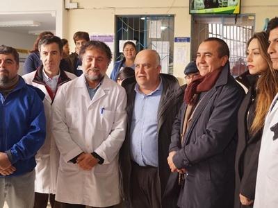 Anuncian plan para optimizar atención de pacientes durante Campaña  Invierno en Quilpué.