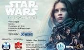 """Star Wars V region anuncia evento """"Star Wars:la exposición 2016""""."""