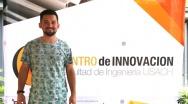Estudiante de la U. de Santiago crea app para organizar partidos.