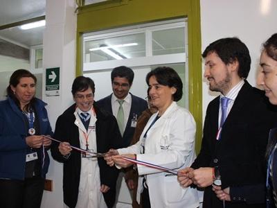 Pacientes de Provincia de Petorca pueden realizarse endoscopías y colonoscopías en Hospital San Agustín de La Ligua de la red SSVQ.