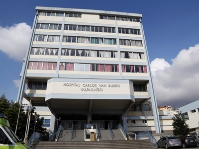 Hospital Carlos Van Buren refuerza dotación por Fiestas Patrias.