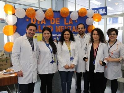Hospital Carlos Van Buren se sumó a los esfuerzos mundiales para prevenir el suicidio.