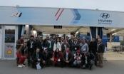 Shell Helix llevó a sus clientes al WRC.