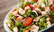 El 83% de los restaurantes en Chile ofrece un menú saludable.