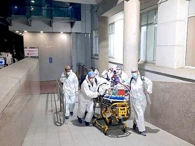 Aeroenfermero UPLA cuenta su experiencia trasladando enfermos críticos de Covid-19