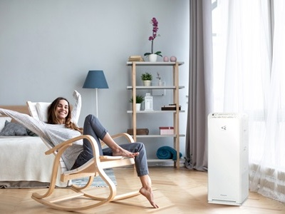 ¿Por qué es importante humidificar los espacios interiores en otoño?