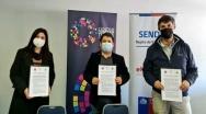 CFT Región de Valparaíso firma convenio con Senda y REDPRES