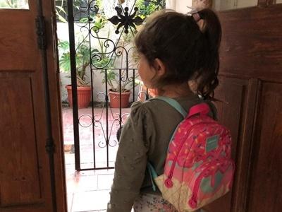 Cómo apoyar a los niños y niñas en su regreso a clases presenciales