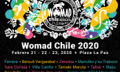Peter Gabriel dio a conocer el line up de Womad Chile 2020.
